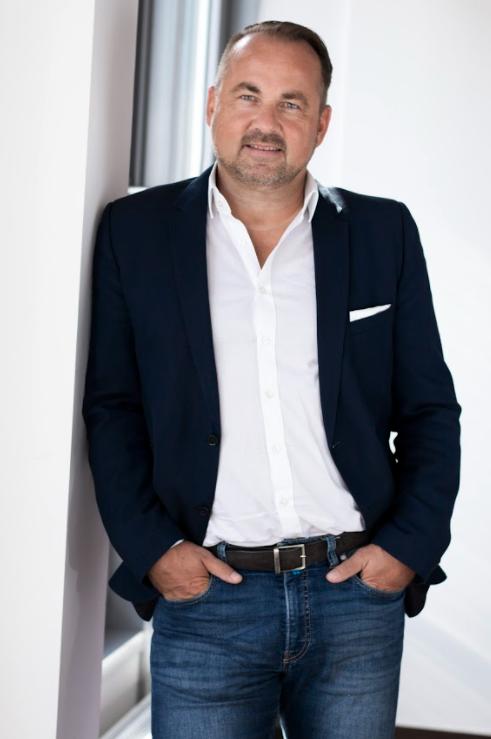 CEO Stefan Franke